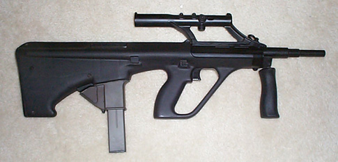 Steyr Aug in 9MM